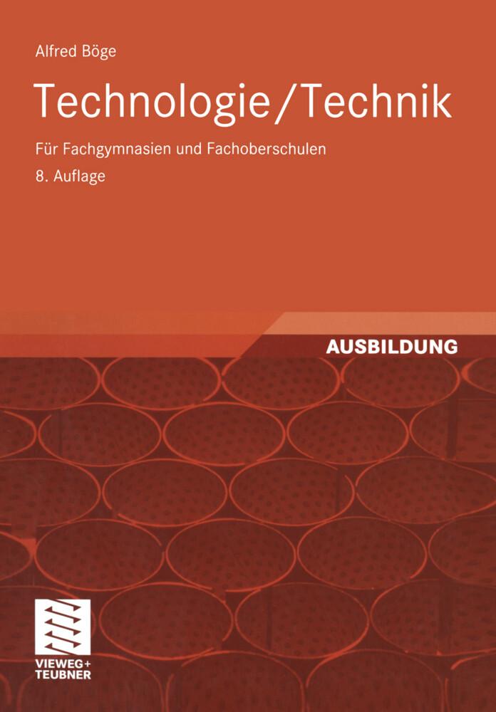 Technologie / Technik für Fachgymnasien und Fachoberschulen als Buch (kartoniert)