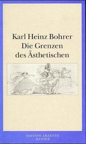 Die Grenzen des Ästhetischen als Buch (kartoniert)