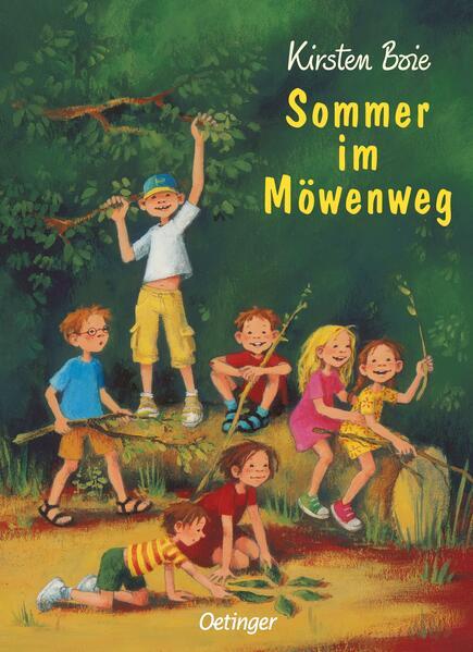 Sommer im Möwenweg als Buch (gebunden)