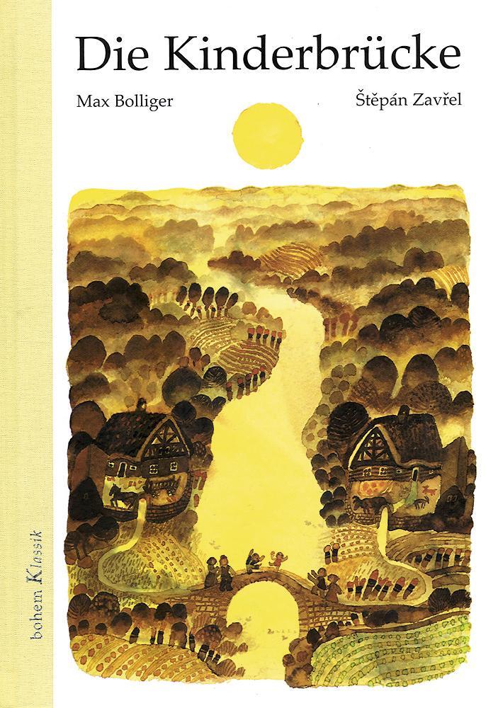 Die Kinderbrücke als Buch (gebunden)