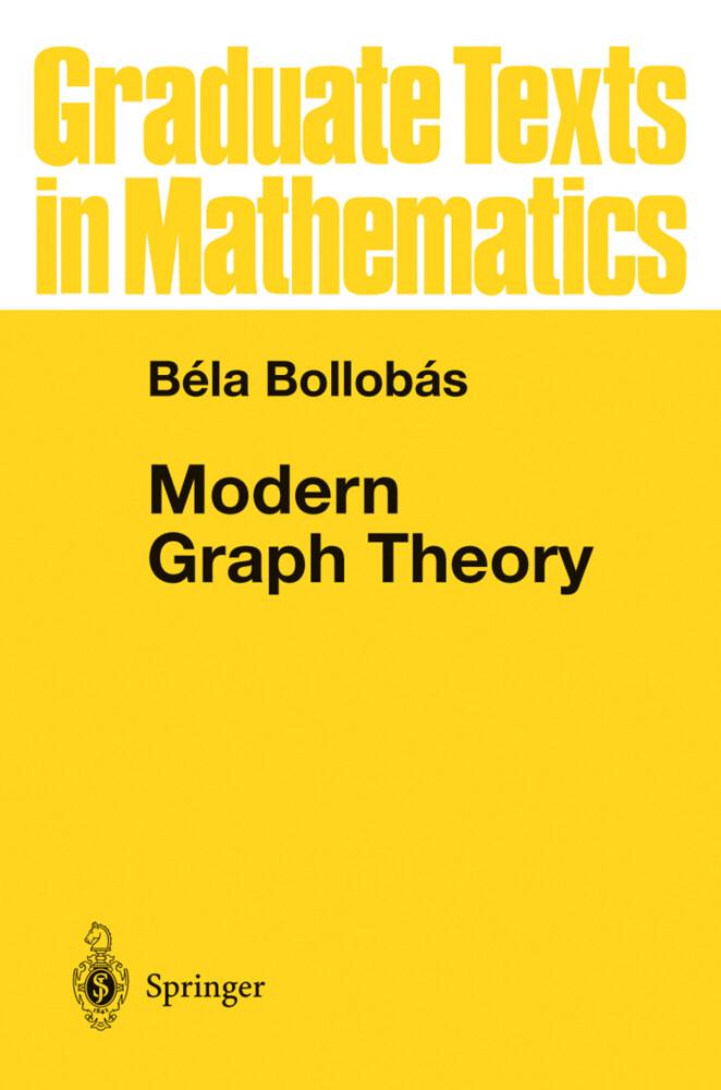 Modern Graph Theory als Buch (kartoniert)