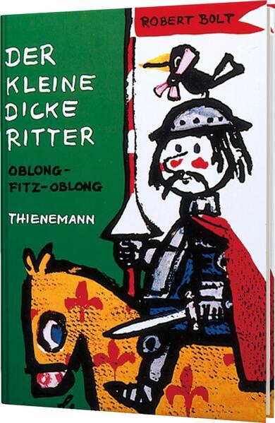 Der kleine dicke Ritter als Buch (kartoniert)