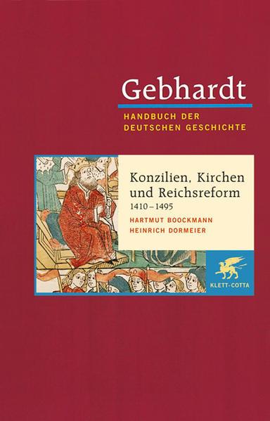 Konzilien, Kirchen- und Reichsreform (1410-1495) als Buch (gebunden)