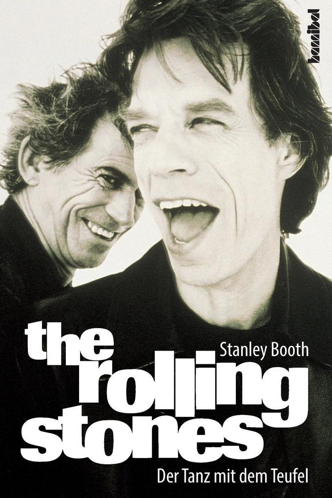 The Rolling Stones als Buch (kartoniert)