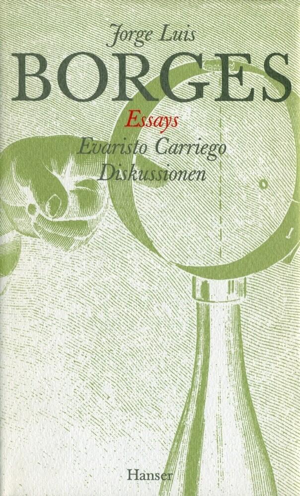 Gesammelte Werke 01. Essays als Buch (gebunden)