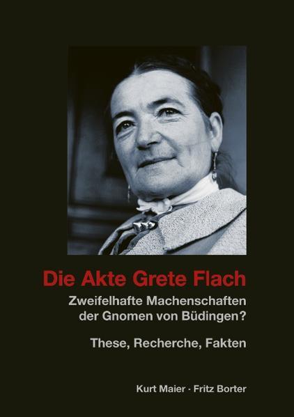 Die Akte Grete Flach als Buch (gebunden)
