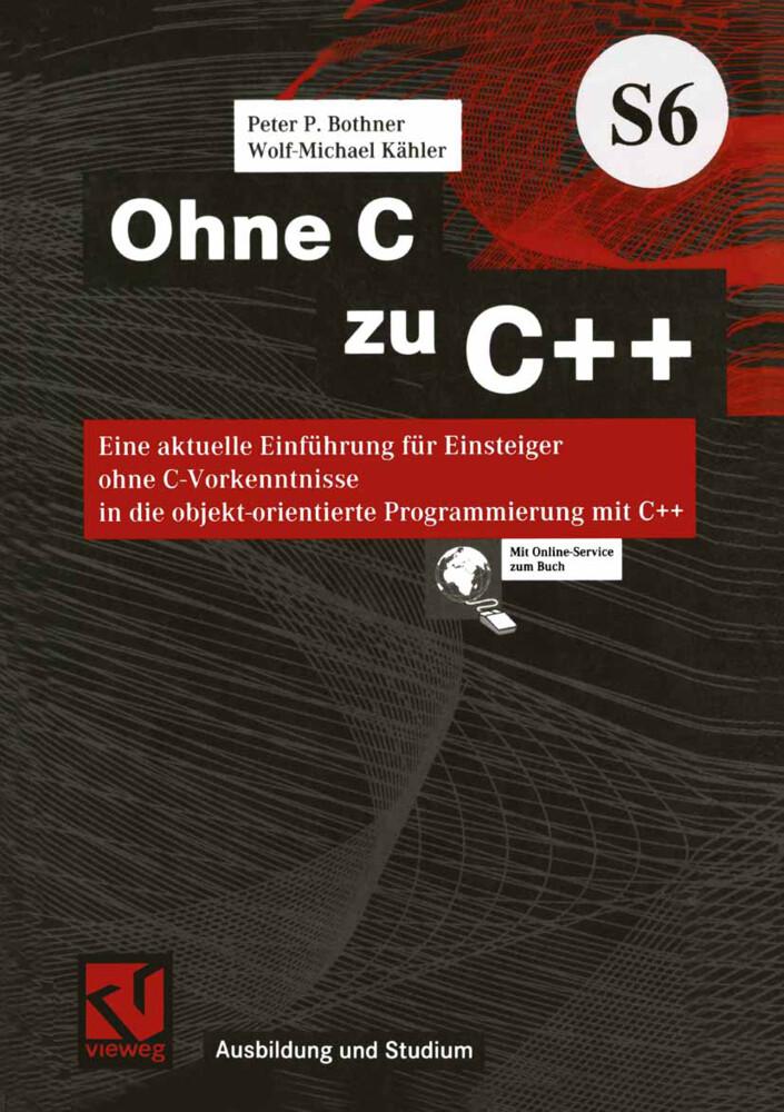 Ohne C zu C++ als Buch (kartoniert)