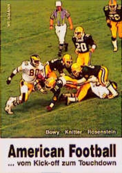 American Football als Buch (kartoniert)