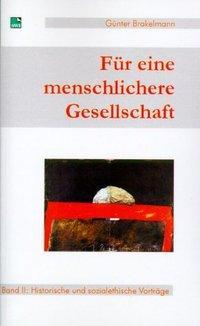 Für eine menschlichere Gesellschaft als Buch (kartoniert)
