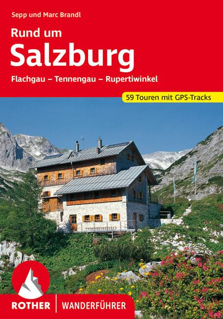 Rund um Salzburg als Buch (kartoniert)