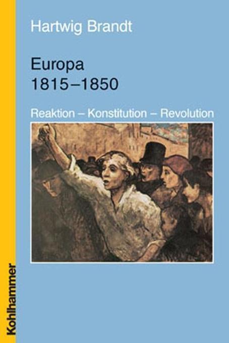 Europa 1815-1850 als Buch (kartoniert)