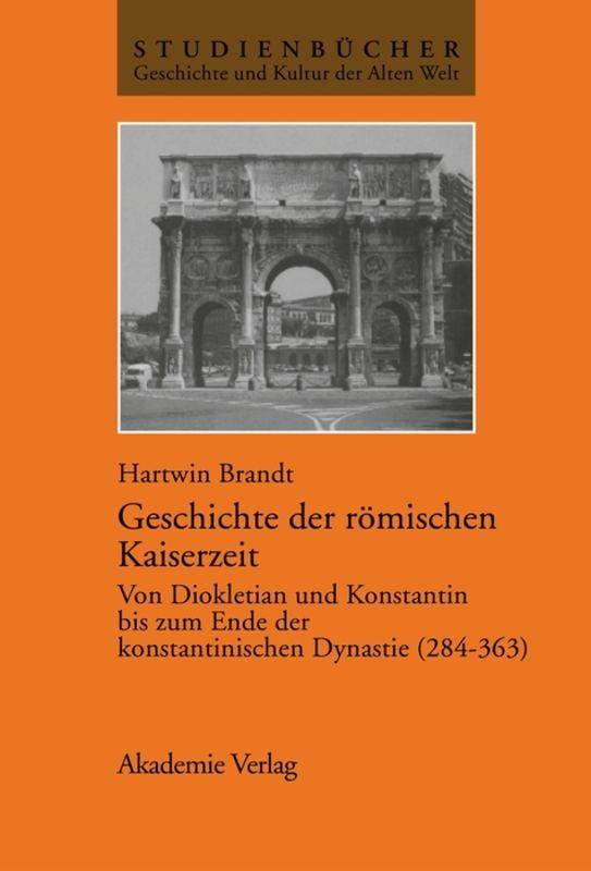 Geschichte der römischen Kaiserzeit als Buch (gebunden)