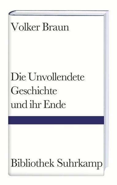 Unvollendete Geschichte und ihr Ende als Buch (kartoniert)