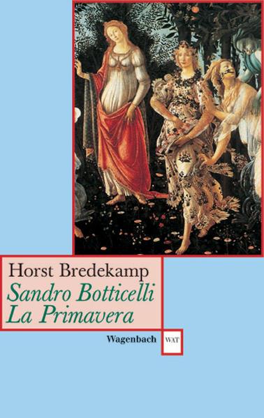 Sandro Botticelli: Primavera als Taschenbuch