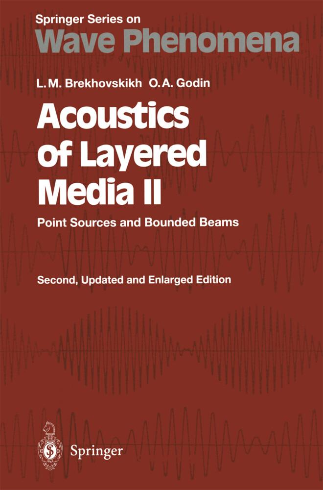 Acoustics of Layered Media II als Buch (gebunden)