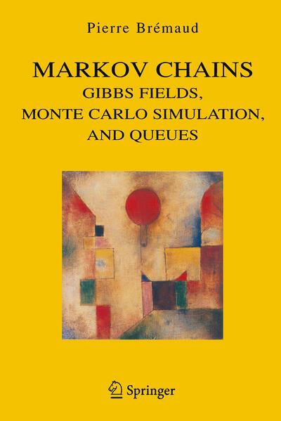 Markov Chains als Buch (gebunden)