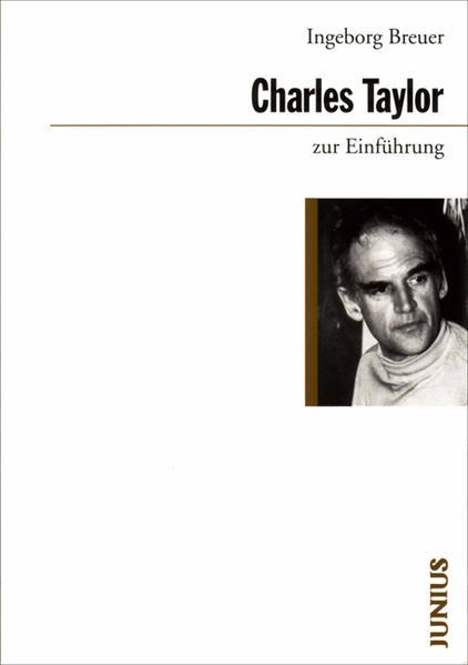 Charles Taylor zur Einführung als Buch (kartoniert)
