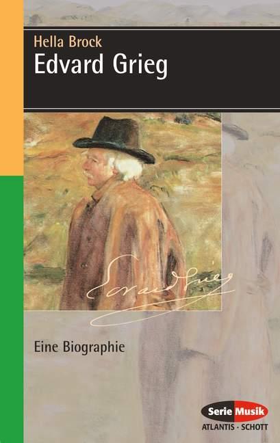 Edvard Grieg als Buch (kartoniert)
