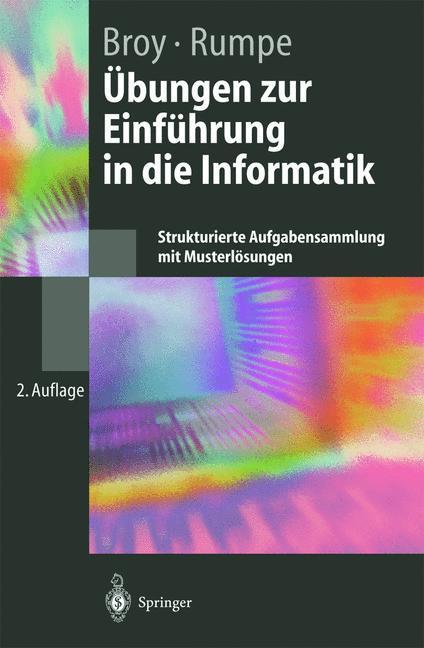 Übungen zur Einführung in die Informatik als Buch (kartoniert)