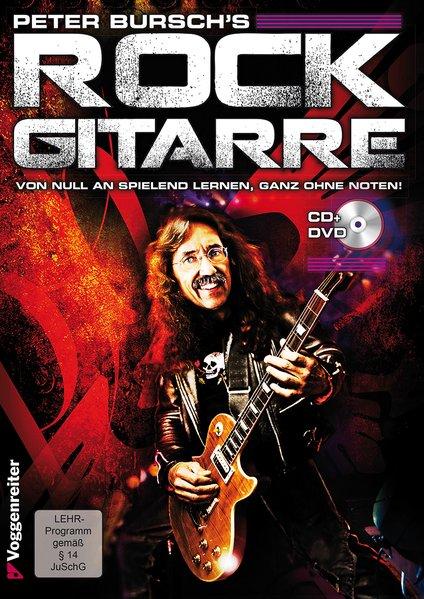 Rock Gitarre. Inkl. CD als Buch (kartoniert)
