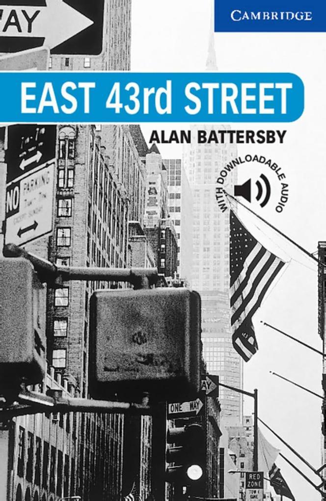 East 43rd Street als Buch (kartoniert)