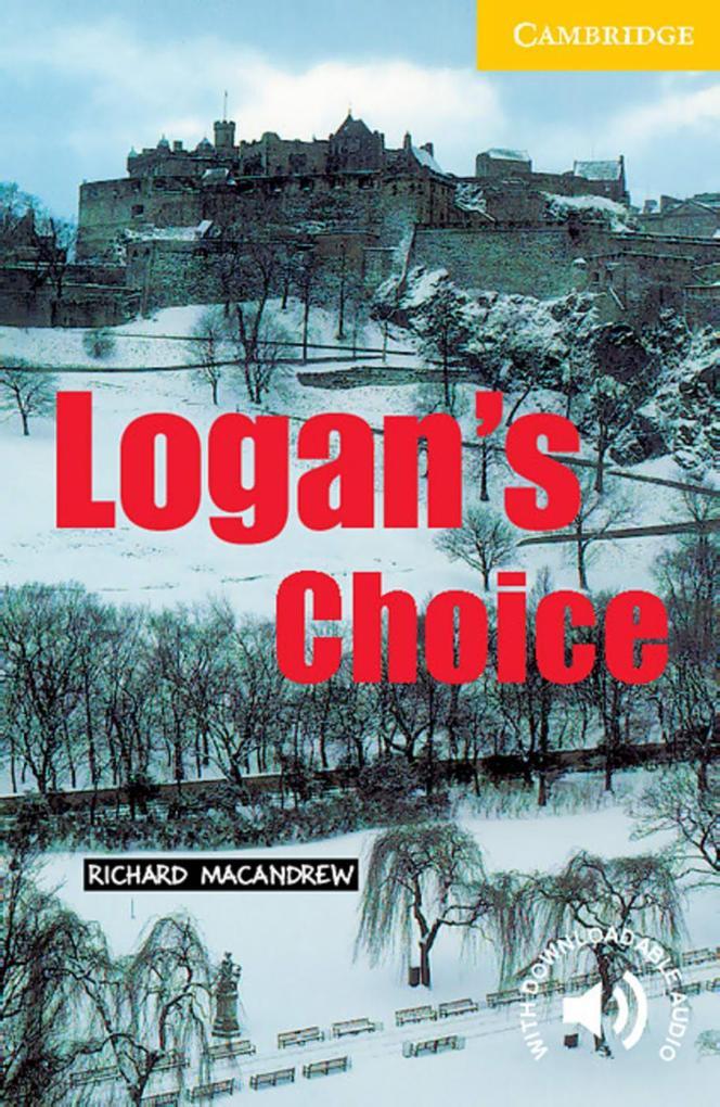 Logan's Choice als Buch (kartoniert)