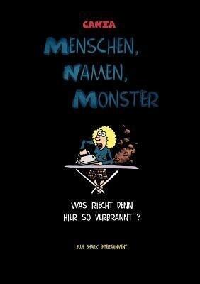 Menschen, Namen, Monster als Buch (kartoniert)
