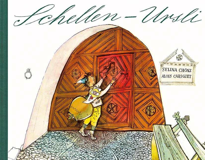 Schellen-Ursli als Buch