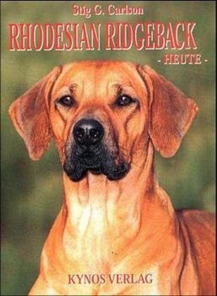 Rhodesian Ridgeback heute als Buch