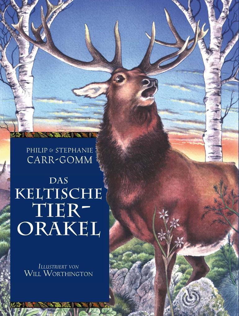 Das keltische Tierorakel als Buch