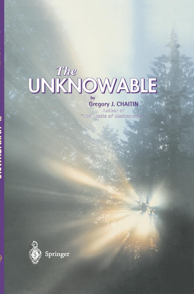 The Unknowable als Buch (gebunden)