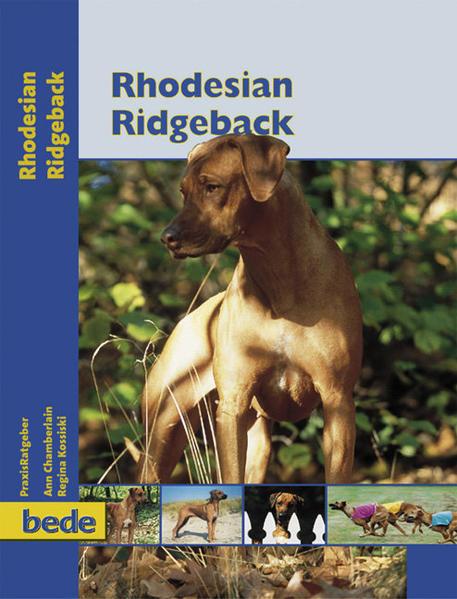 PraxisRatgeber Rhodesian Ridgeback als Buch (gebunden)