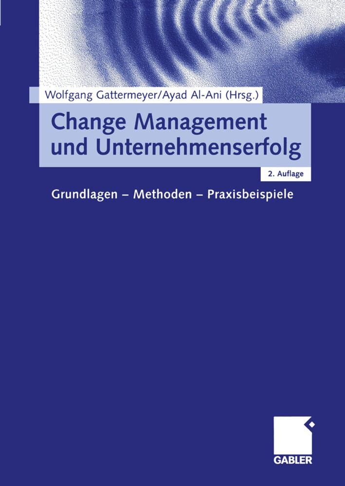 Change Management und Unternehmenserfolg als Buch (kartoniert)
