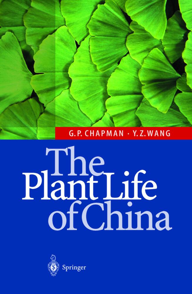 The Plant Life of China als Buch (gebunden)