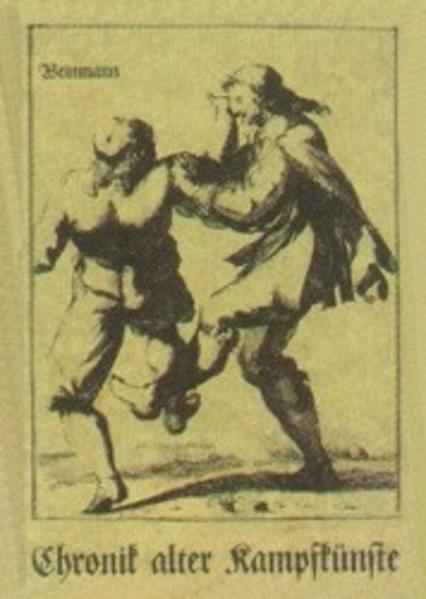 Chronik alter Kampfkünste als Buch (gebunden)