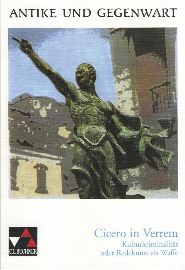 Cicero in Verrem als Buch (kartoniert)