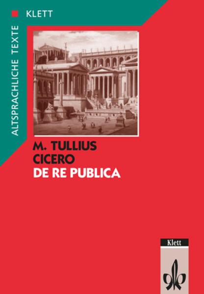 De re publica. Text mit Wort- und Sacherläuterungen als Buch (kartoniert)