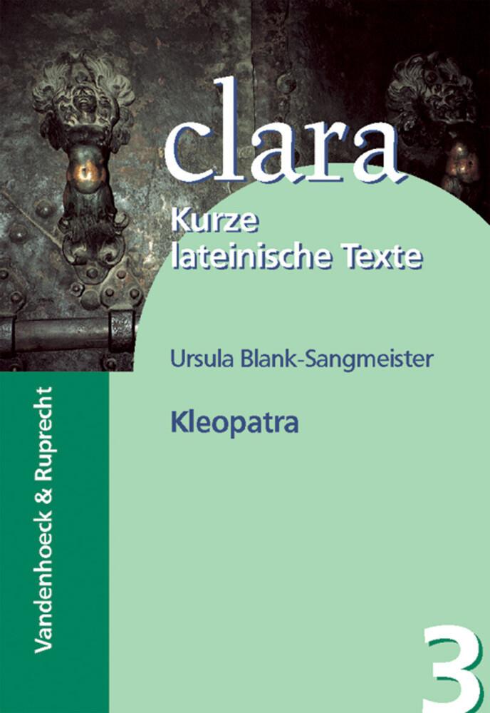 Kleopatra als Buch (kartoniert)
