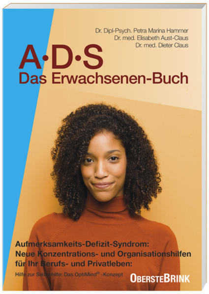 A. D. S. ( ADS). Das Erwachsenen-Buch als Buch (kartoniert)