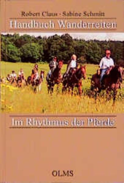 Handbuch Wanderreiten als Buch (gebunden)