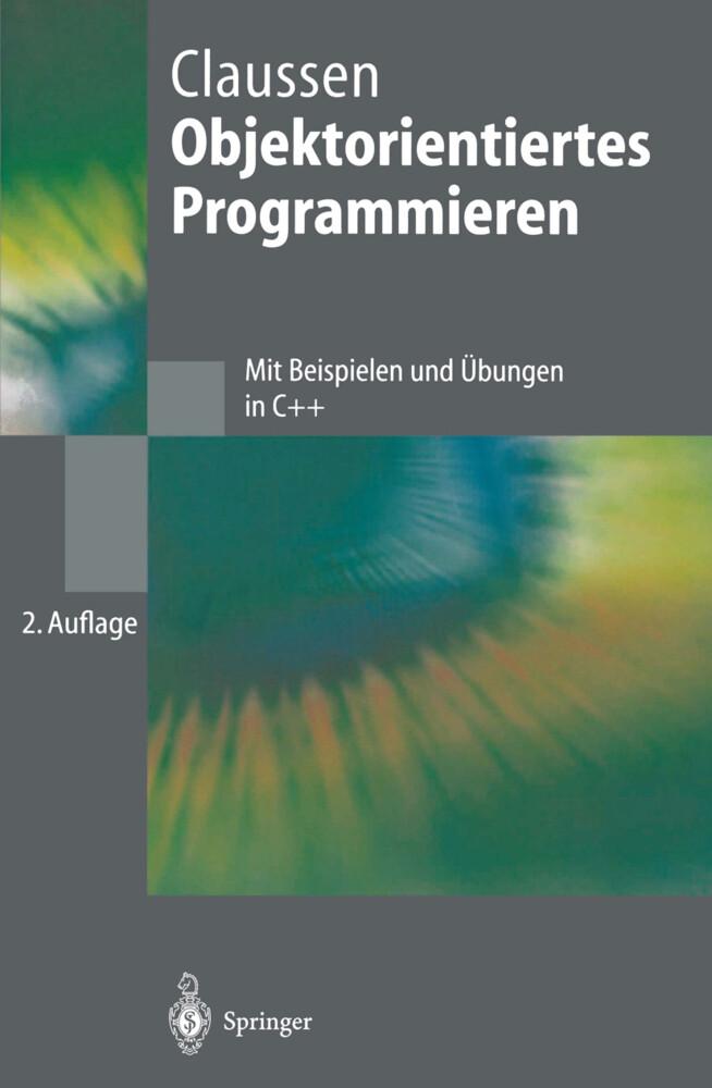 Objektorientiertes Programmieren als Buch (gebunden)