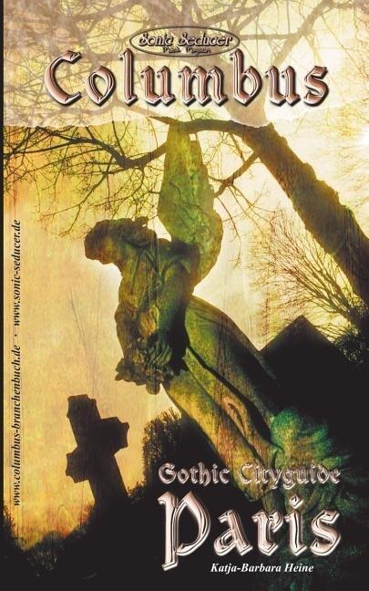 Columbus Gothic Cityguide Paris als Buch (gebunden)