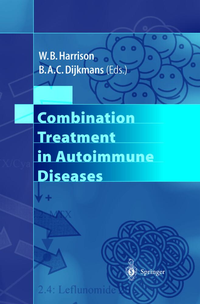 Combination Treatment in Autoimmune Diseases als Buch (gebunden)