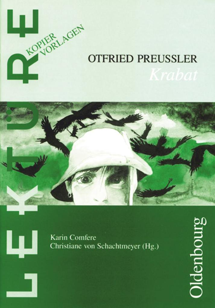 Otfried Preußler: Krabat als Buch (kartoniert)