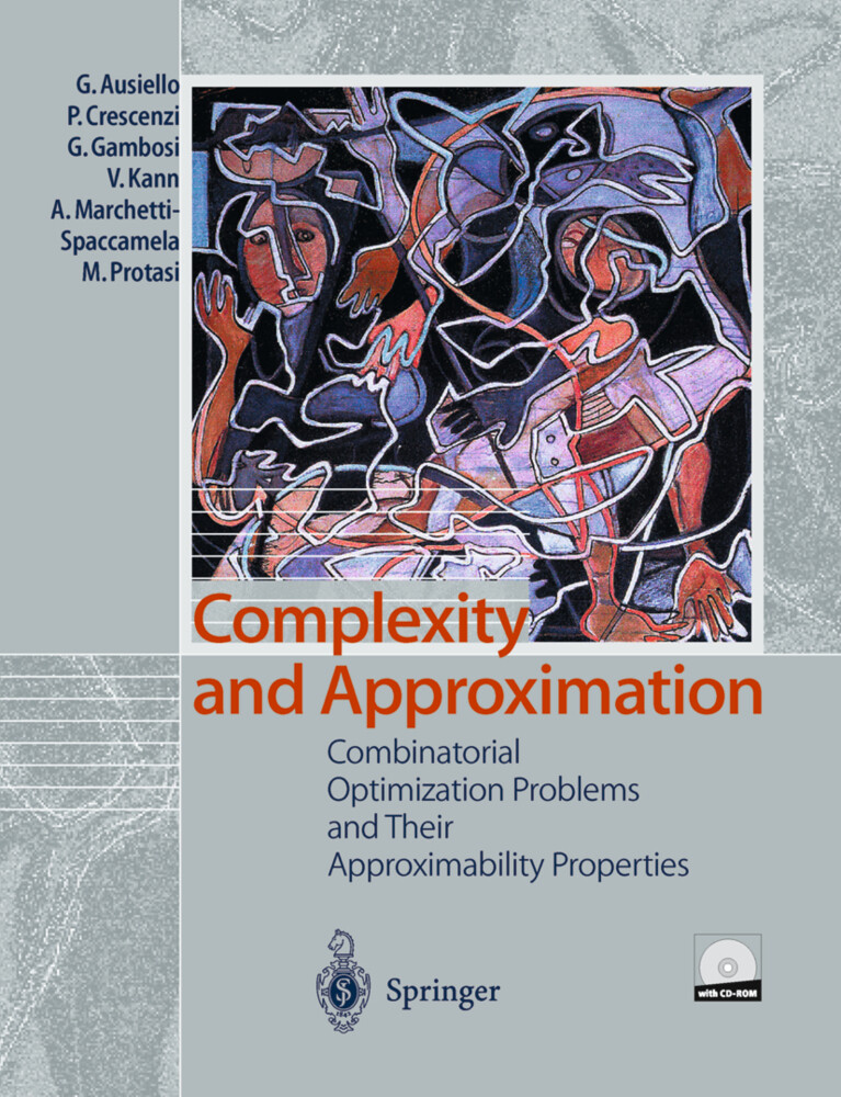 Complexity and Approximation als Buch