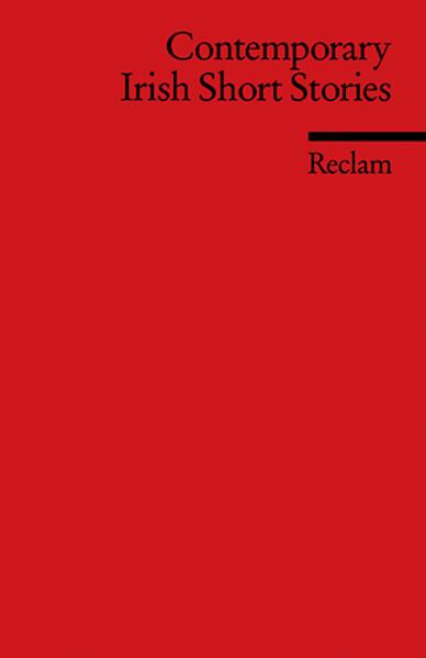 Contemporary Irish Short Stories als Taschenbuch