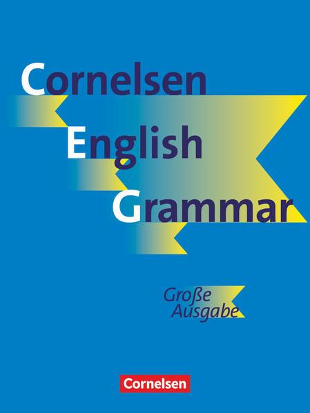 Cornelsen English Grammar. Große Ausgabe als Buch (kartoniert)