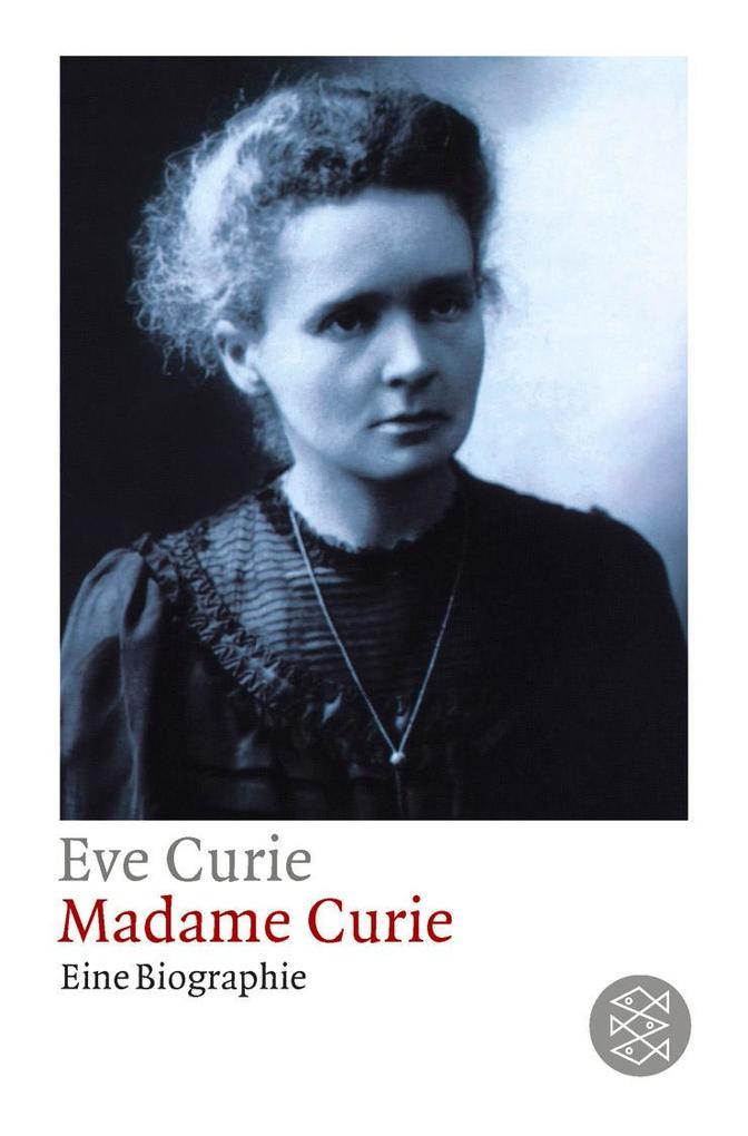 Madame Curie als Taschenbuch