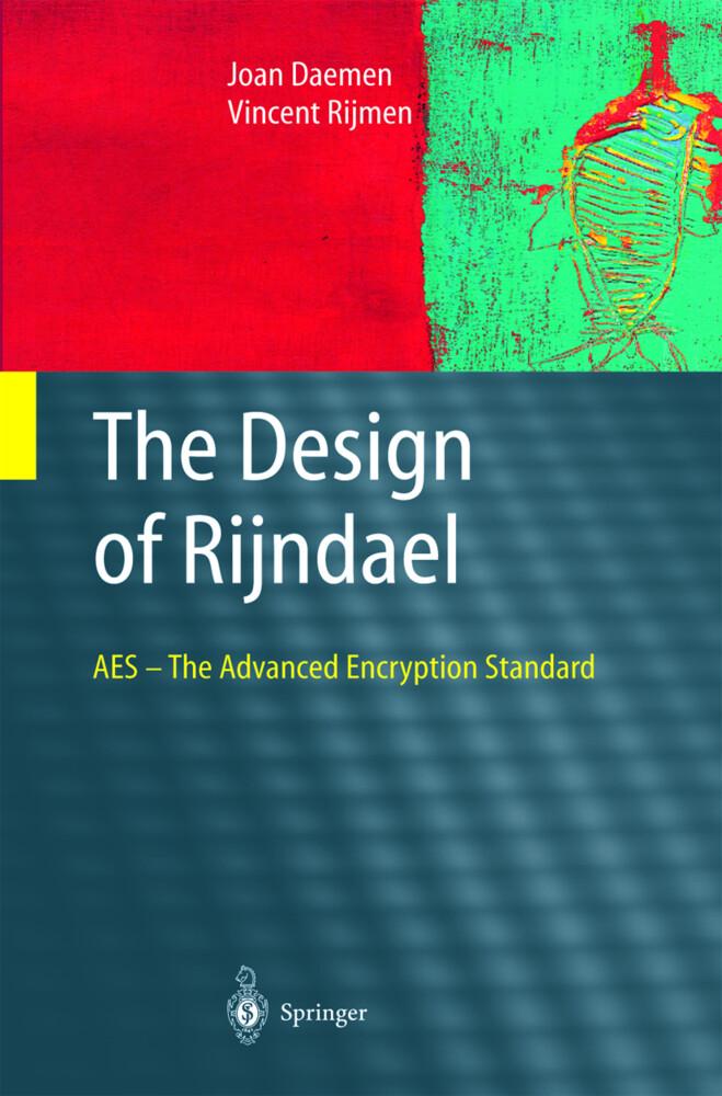 The Design of Rijndael als Buch (gebunden)
