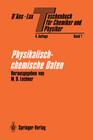Physikalisch-chemische Daten